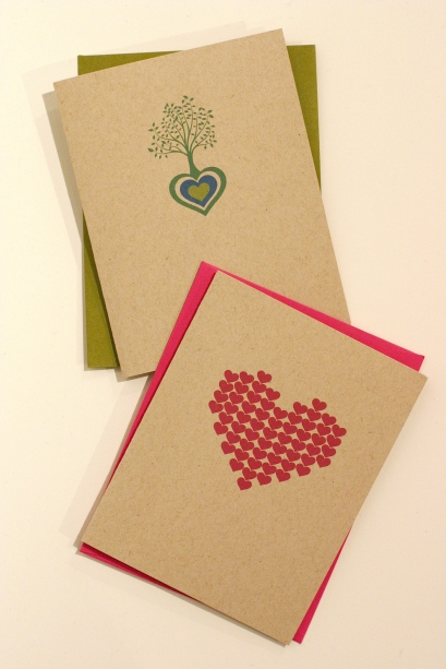 A couple lovies from the 6.25 Paper wholesale line, also available at our Grand Rapids store.